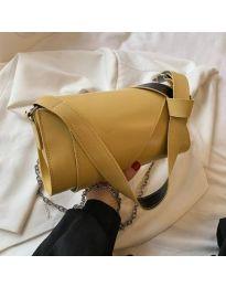 Τσάντα - κώδ. B572 - μουσταρδί