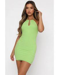 Φόρεμα - κώδ. 11936 - πράσινο