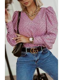 Μπλούζα - κώδ. 3250 - ροζ