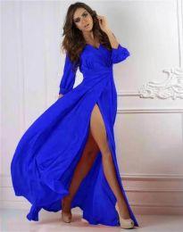 Φόρεμα - κώδ. 4118 - μπλε