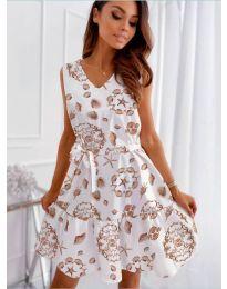 Φόρεμα - κώδ. 346 - λευκό