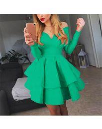 Φόρεμα - κώδ. 228 - πράσινο