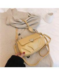Τσάντα - κώδ. B81 - κίτρινο