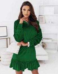 Φόρεμα - κώδ. 0424 - πράσινος
