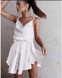 Φόρεμα - κώδ. 660 - λευκό