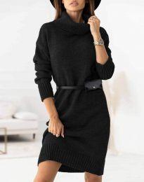 Φόρεμα - κώδ. 0393 - μαύρο