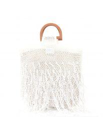 Τσάντα - κώδ. MS-3001 - λευκό