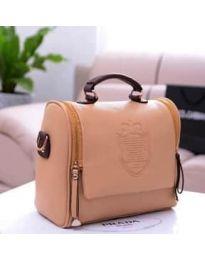 Τσάντα - κώδ. B136 - καφέ