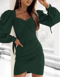 Φόρεμα - κώδ. 0363 - πράσινος