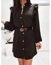 Φόρεμα - κώδ. 3433 - μαύρο