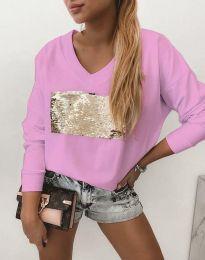 Μπλούζα - κώδ. 4150 - ροζ