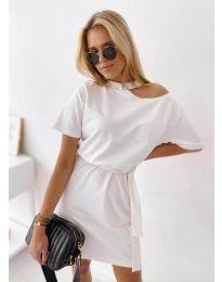 Φόρεμα - κώδ. 022 - λευκό