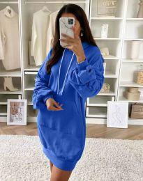Φόρεμα - κώδ. 2949 - μπλε