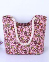 Τσάντα - κώδ. B461 - ροζ