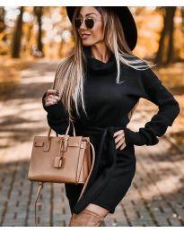 Φόρεμα - κώδ. 8400 - μαύρο