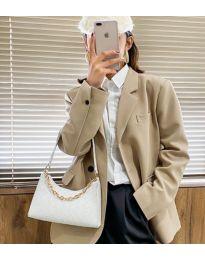 Τσάντα - κώδ. B162 - λευκό