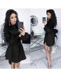 Φόρεμα - κώδ. 6364 - μαύρο