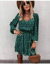 Φόρεμα - κώδ. 0366 - χακί