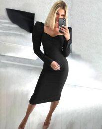 Φόρεμα - κώδ. 3865 - μαύρο