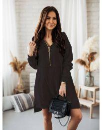 Φόρεμα - κώδ. 6113 - μαύρο