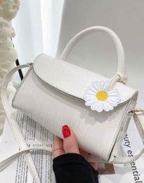 Τσάντα - κώδ. B435 - λευκό