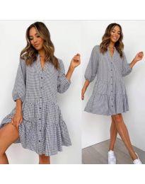 Φόρεμα - κώδ. 965 - μαύρο