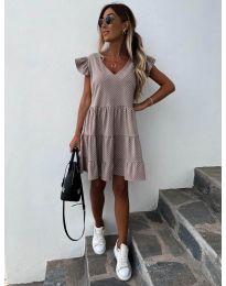Φόρεμα - κώδ. 211 - μπεζ