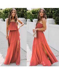 Φόρεμα - κώδ. 061 - κόκκινο