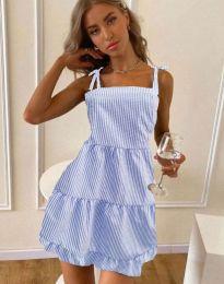 Φόρεμα - κώδ. 0316 - γαλάζιο