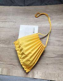 Τσάντα - κώδ. B521 - κίτρινο