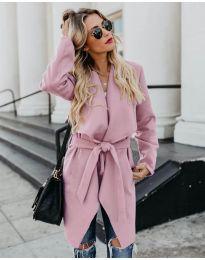 Παλτό - κώδ. 814 - ροζ