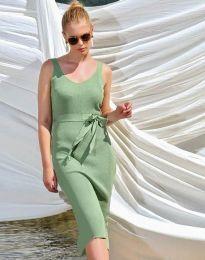 Φόρεμα - κώδ. 2721 - πράσινο