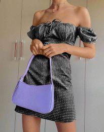 Φόρεμα - κώδ. 2594 - 2 - μαύρο