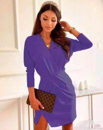 Φόρεμα - κώδ. 2058 - μωβ