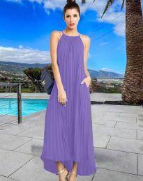 Φόρεμα - κώδ. 6999 μωβ