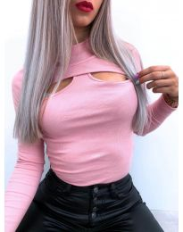 Μπλούζα - κώδ. 1412 - ροζ