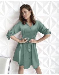 Φόρεμα - κώδ. 9028 - μέντα