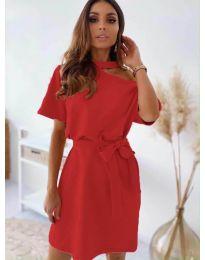 Φόρεμα - κώδ. 0006 - κόκκινο