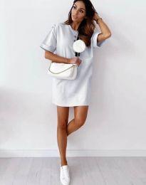 Φόρεμα - κώδ. 2231 - λευκό