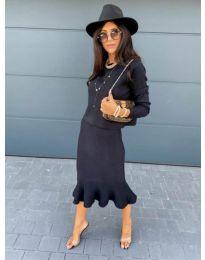 Φόρεμα - κώδ. 1030 - μαύρο