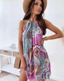Φόρεμα - κώδ. 3859 - φλοράλ