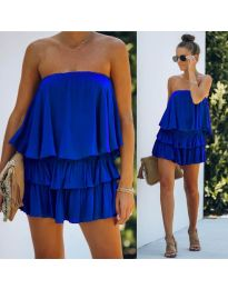 Φόρεμα - κώδ. 0489 - σκούρο μπλε