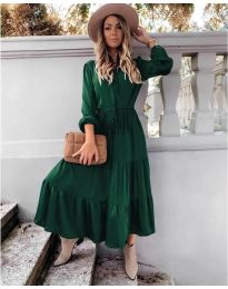 Φόρεμα - κώδ. 5150 - χακί