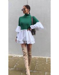 Φόρεμα - κώδ. 1188 - πράσινο