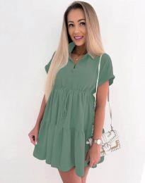 Φόρεμα - κώδ. 8889 - μέντα
