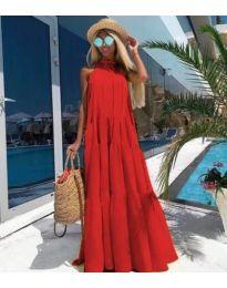 Φόρεμα - κώδ. 539 - κόκκινο