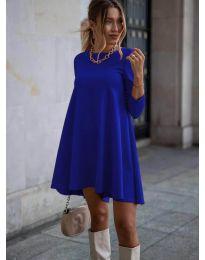 Φόρεμα - κώδ. 371 - μπλε