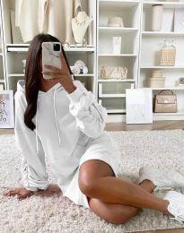 Φόρεμα - κώδ. 2949 - λευκό
