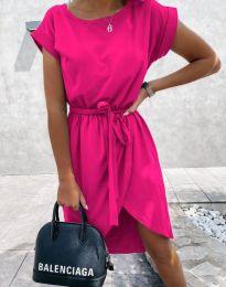 Φόρεμα - κώδ. 2074 - φουξια