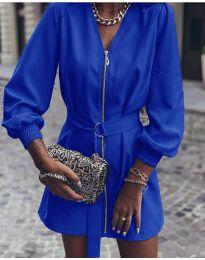 Φόρεμα - κώδ. 820 - μπλε